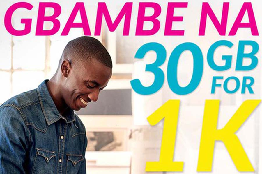 Telkom Gbambe offers latest data bundles plan