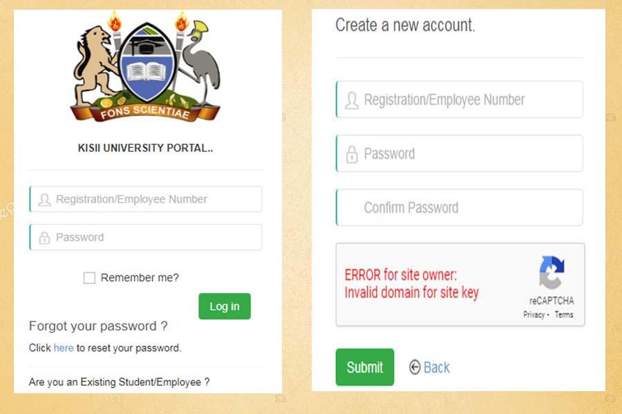 KSU portal www.portal.kisiiuniversity.ac.ke and customer desk contacts