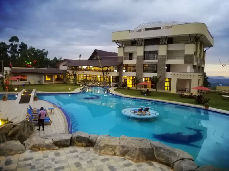 Full list of Hotels in Kisii with swimming pools, rooms, Ufanisi, Nyakoe, Kamel Park best in 2021