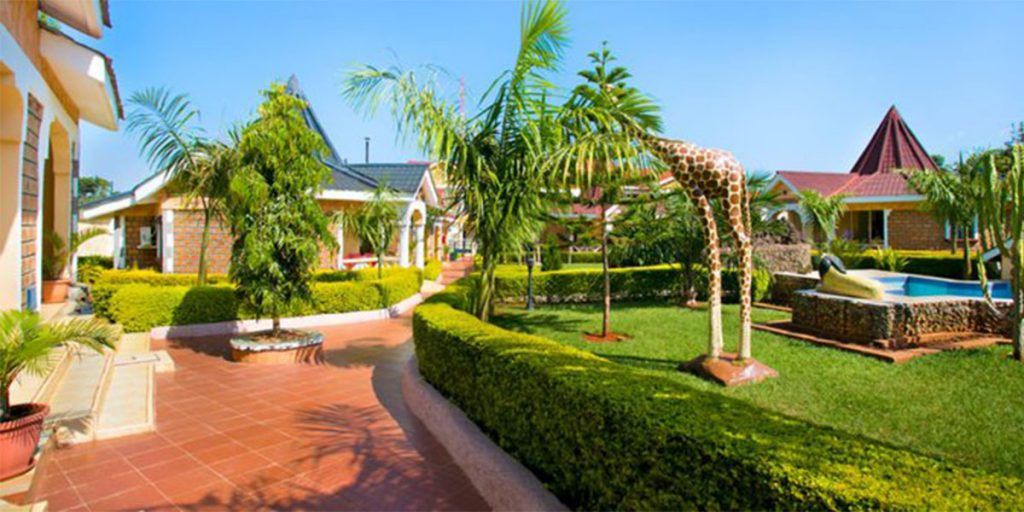 best hotels in Kisii County