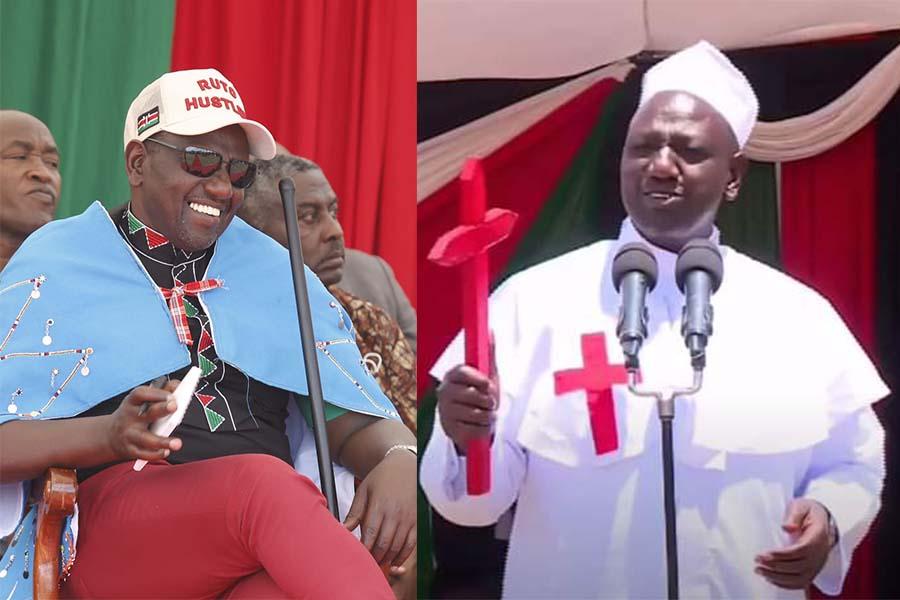 DP William Ruto political strategies