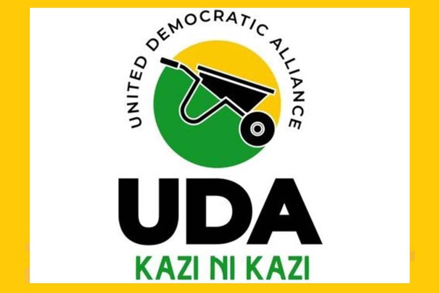 DP Ruto's UDA Party Kenya logo