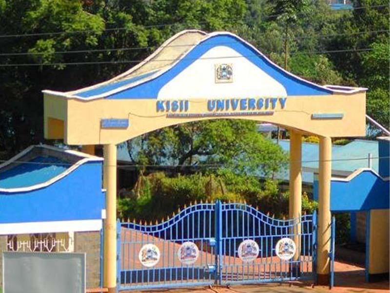 Kisii University admission letters