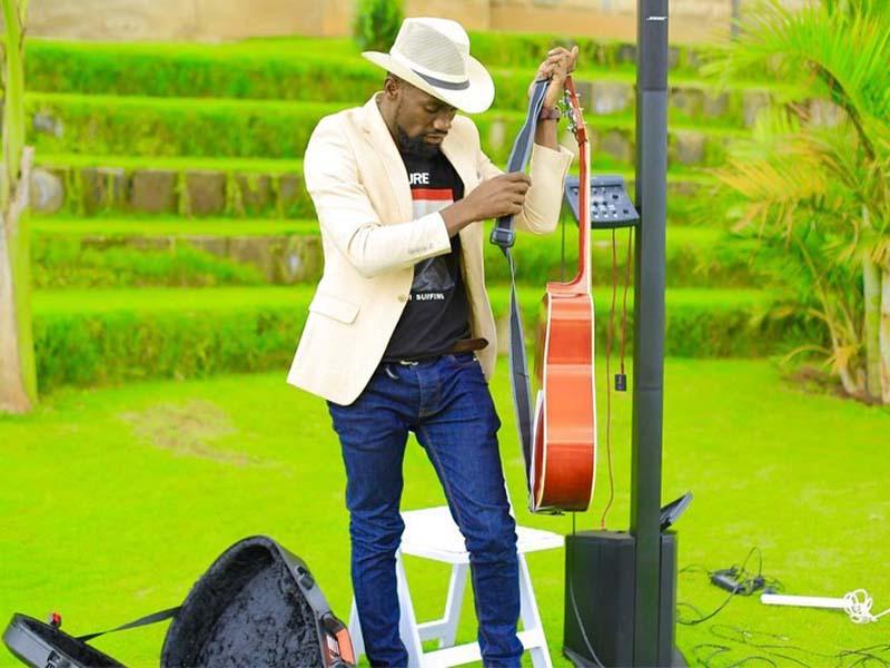 Pharry K biography, age, profile, wedding, latest songs, Across the Bridge, Totagote downloads