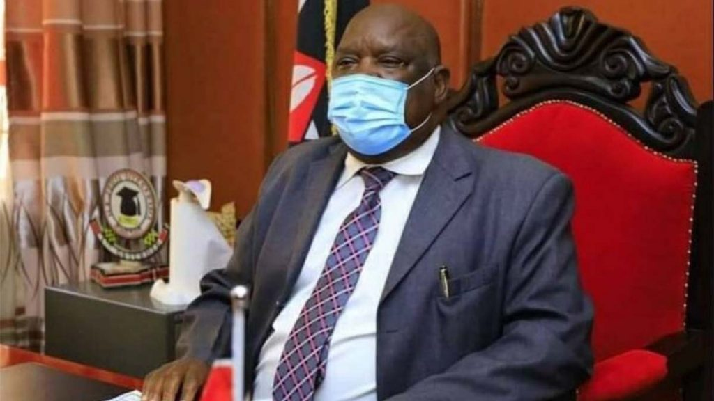 H.E Nyagarama dead from coronavirus
