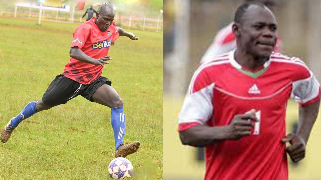 Henry Motego Shabana FC player