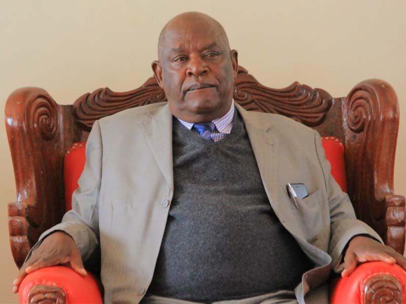 John Nyagarama biography