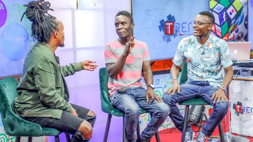 Mkisii Ni Mkisii The Trend interview