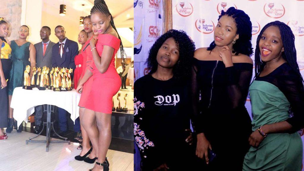 NYOMENDA Ndizi TV actors