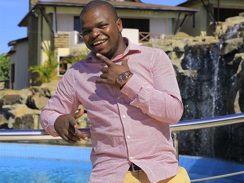 Ndizi TV Okiondo biography real names