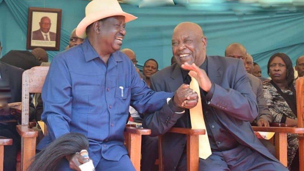 Nyamira County governor John Nyagarama dead