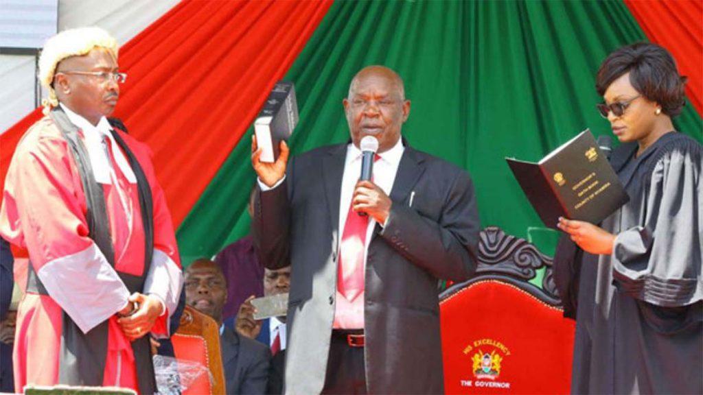 Nyamira county governor