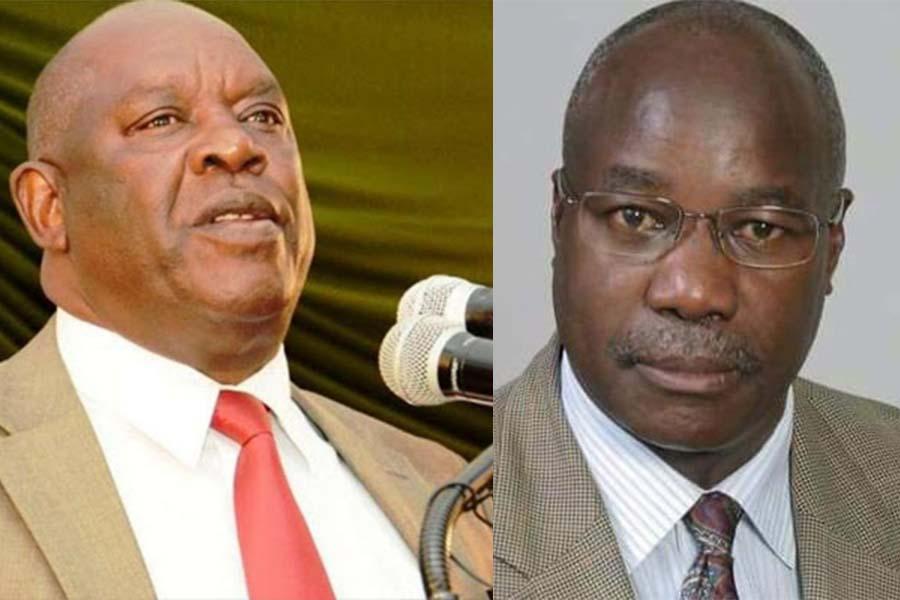 James Gesami and John Obiero Nyagarama Nyamira County