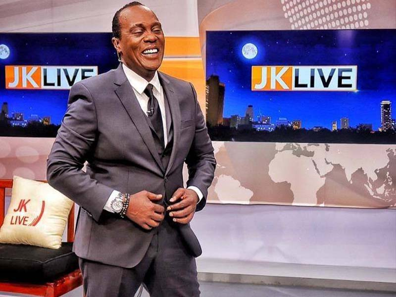Jeff Koinange biography, age, wife, family history and background, JKL, new book, cars, wealth