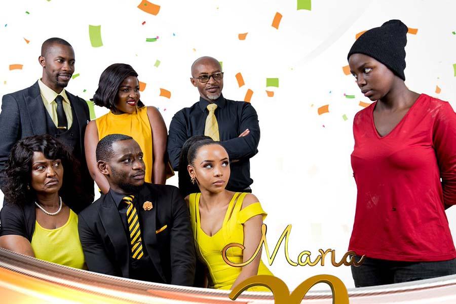 Maria Citizen tv real names
