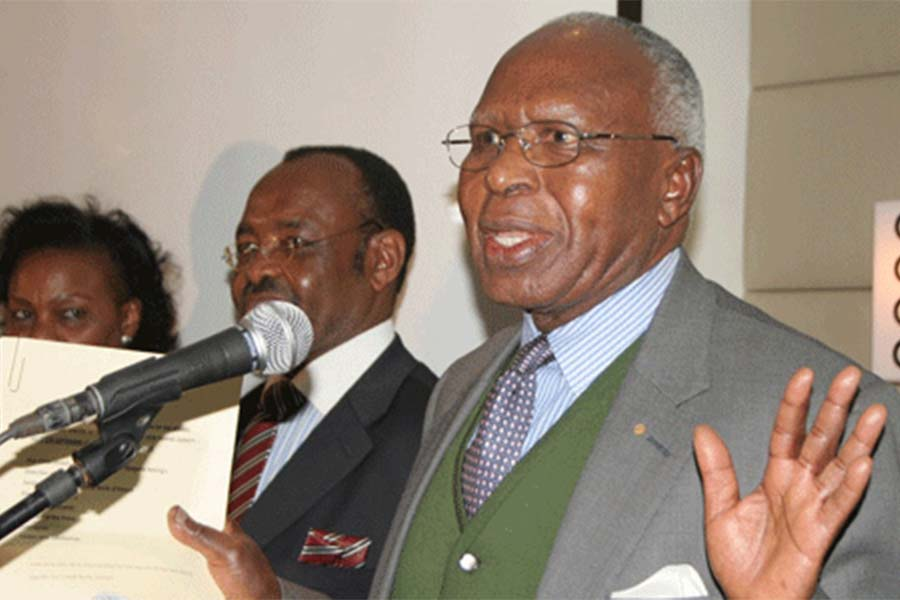 Simeon Nyachae death, latest news, politics profile, sons, and wealth