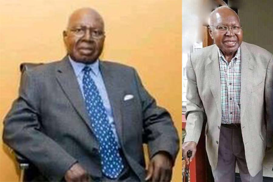 Simeon Nyachae family history, father, sons, 6 wives and 35 children