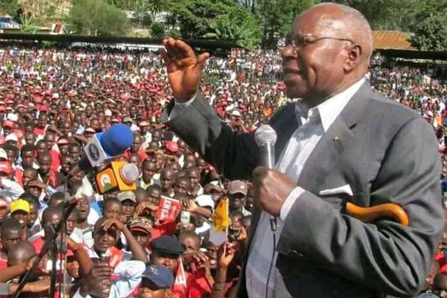 Simeon Nyachae politics, MP Nyaribari Chache Constituency