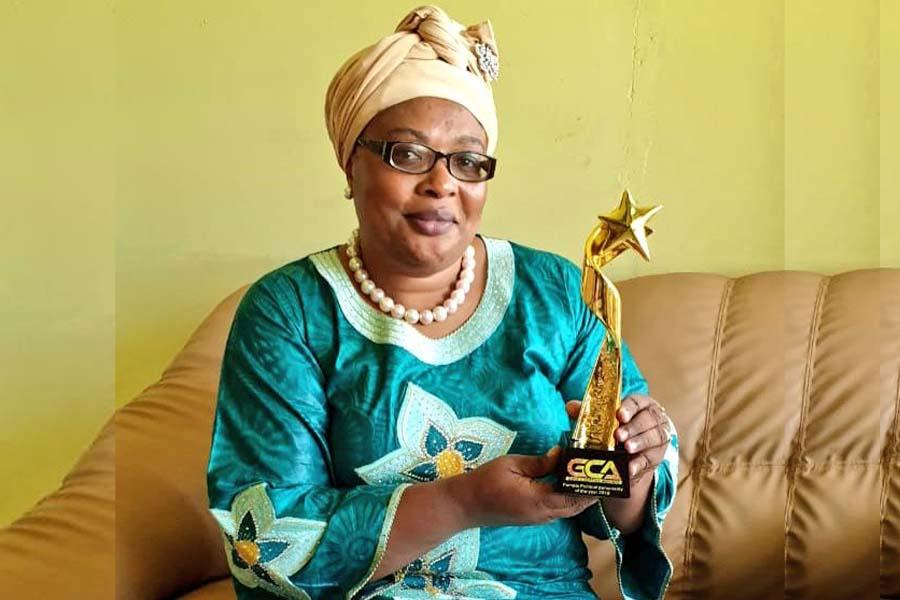 Janet Ongera Kisii County Women Representative GCA 2019