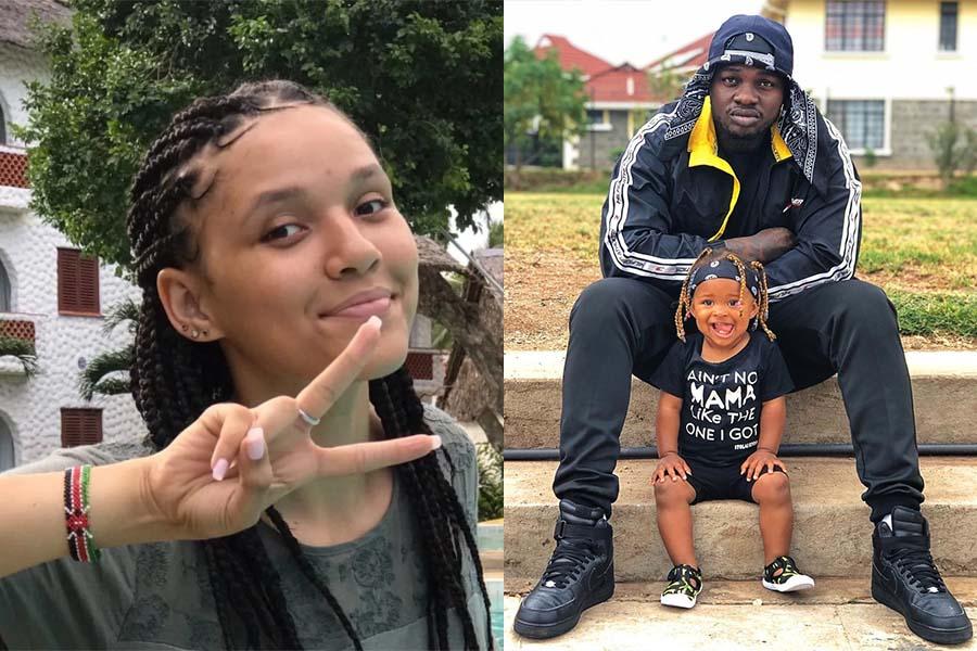 Khaligraph Jones wife Georgina Muteti age, tribe, background, and daughter Amali