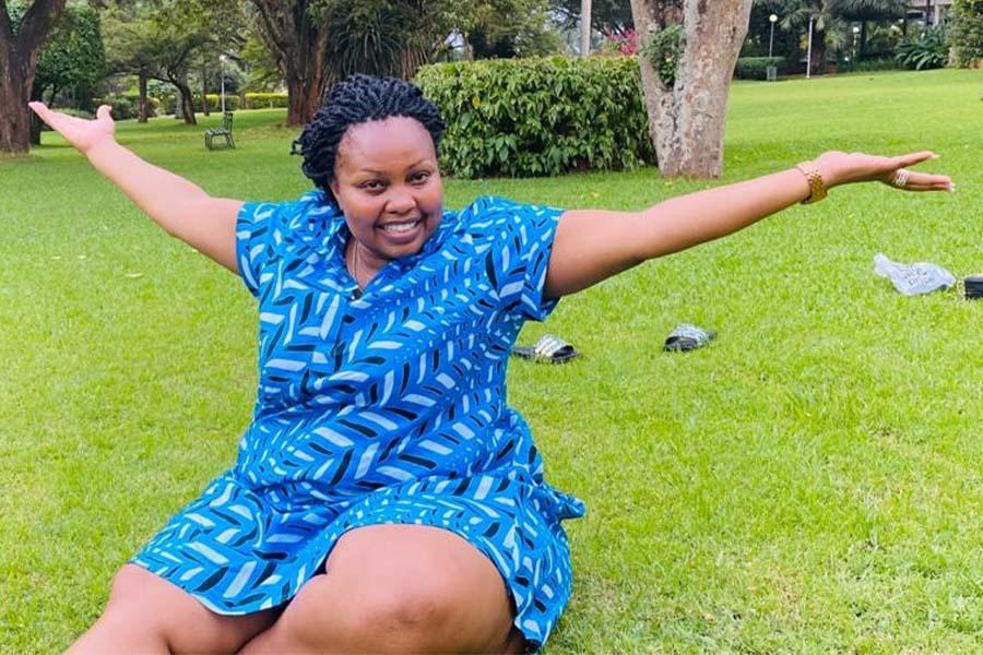 Kisii County nominated senator