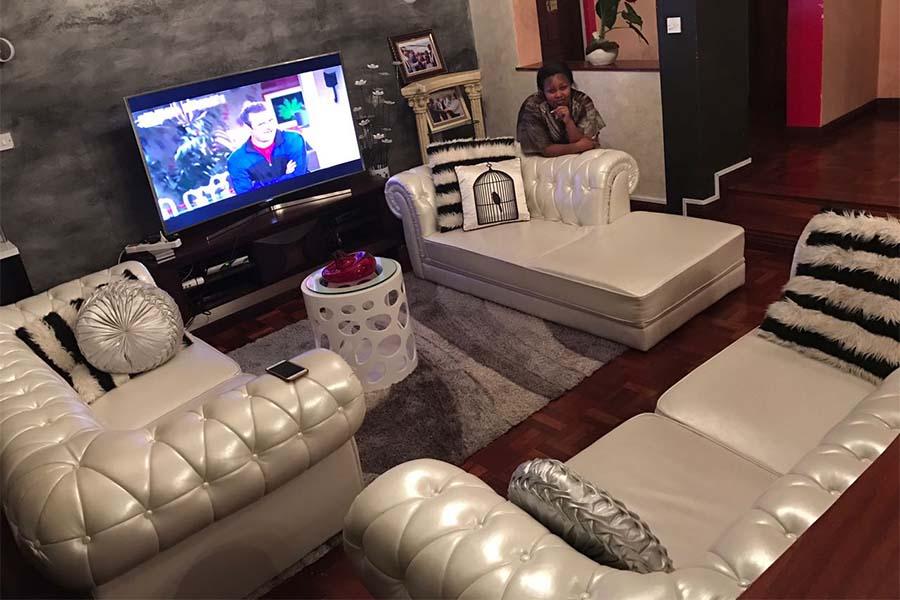 Millicent Omanga house, salary, net worth