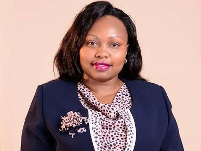 Senator Millicent Omanga biography with hot photos