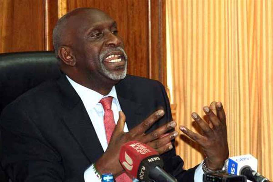 Ayieko Charles Nyachae family background and Wikipedia updates