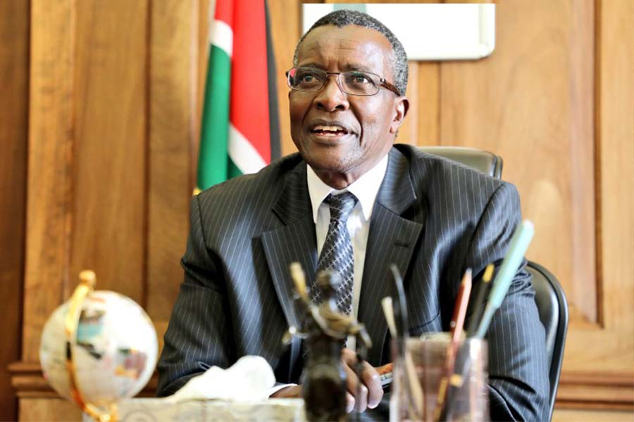 David Maraga Chief Justice legacy nullified presedential elections 2017 against Uhuru Kenyatta