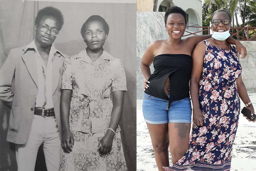 Gloria Moraa Nyariki parents father and mother