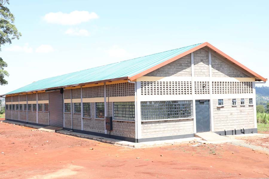 Kisii County Banana processing at the Farmer's Resource Centre at ATC