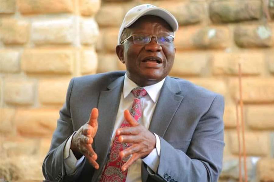 MP James Omingo Magara family background