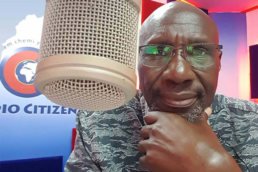 Roga Roga Citizen TV live today Rhumba and Lingala music live