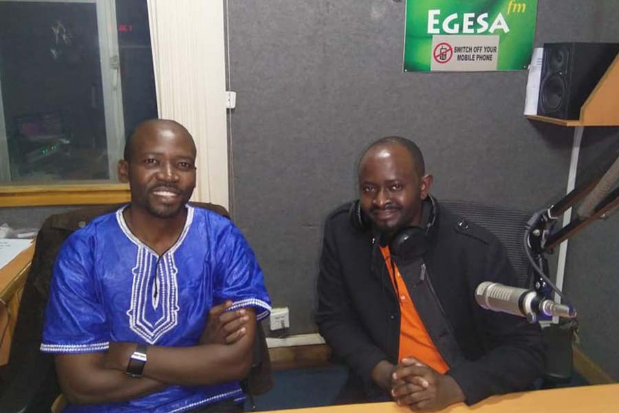 Sorobi with Kevin Ombwori Kayb Snr on Egesa FM Royal Media Services