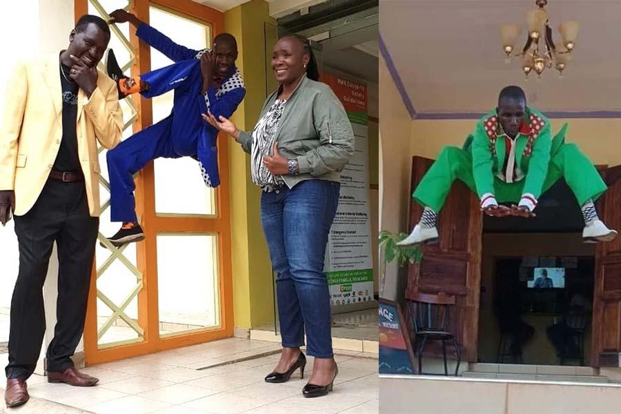 Video Chris Embarambamba interview Radio Citizen with Tina Ogal na Munai