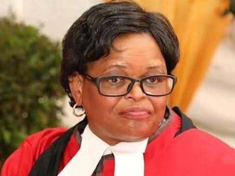 CJ Martha Koome biography, age, tribe, CV, and family background of Lady Justice