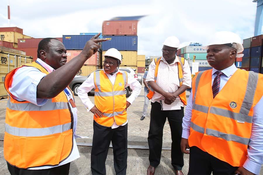Daniel Ogwoka Manduku former MD at KPA and CEO at NCA now Kisii governor aspirant