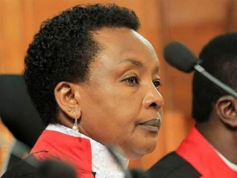 Hon Lady Justice Philomena Mbete Mwilu biography, age, tribe, husband, and family background