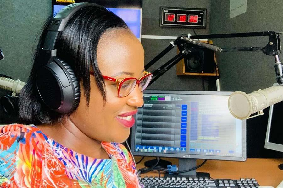 Nancy Kwamboka aka Nana family background and age
