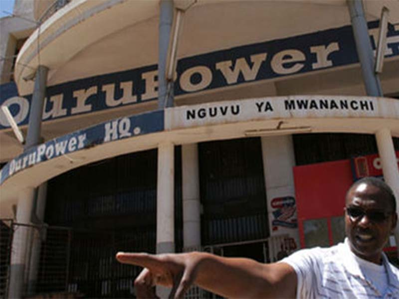 Ouru Power owner Mogambi Mogaka biography, age, brothers, family, and wealth