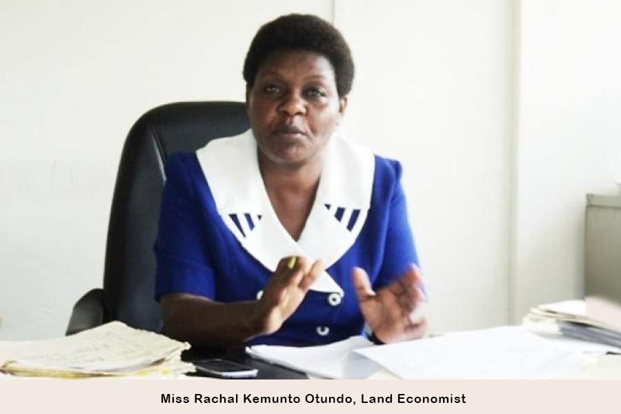 Rachael Kemunto Otundo former MP aspirant Nyaribari Chache Constituency