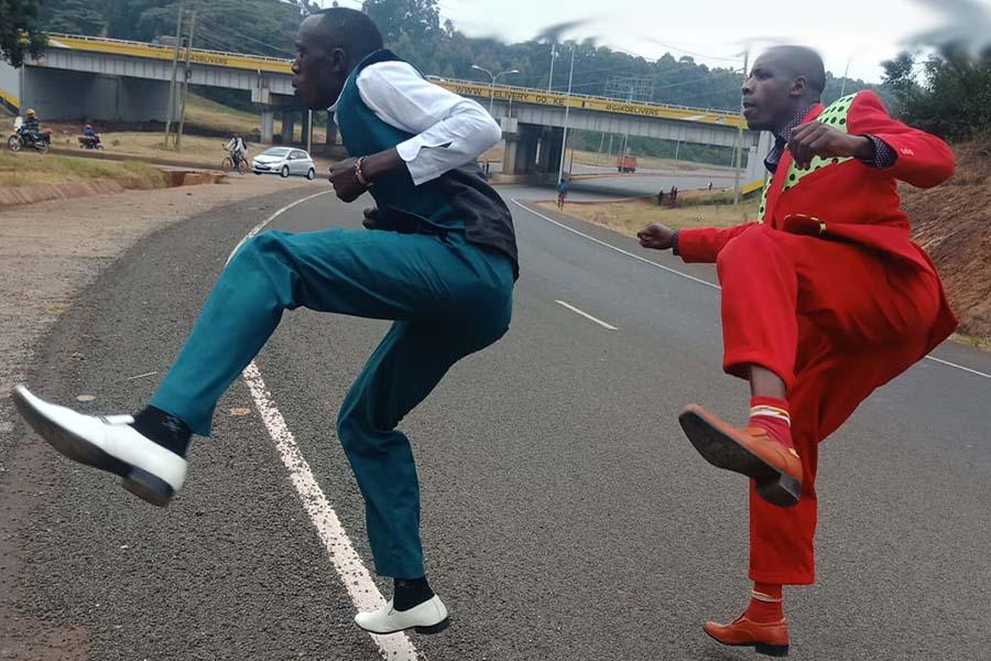 Trending Embarambamba dance styles Egetendegese