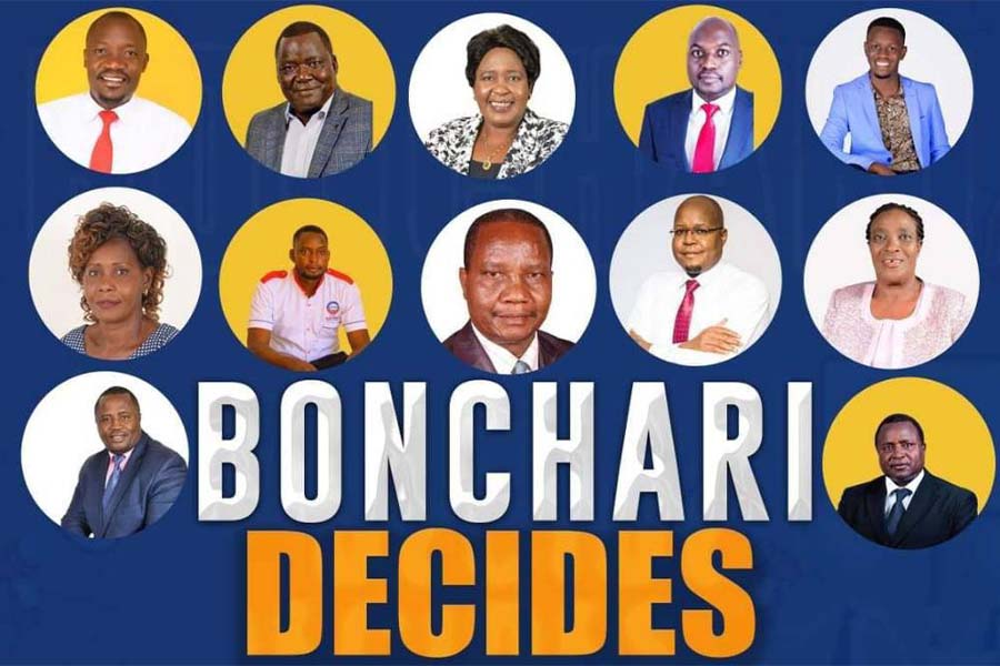 Bonchari by election results winner 2021 declared by IEBC