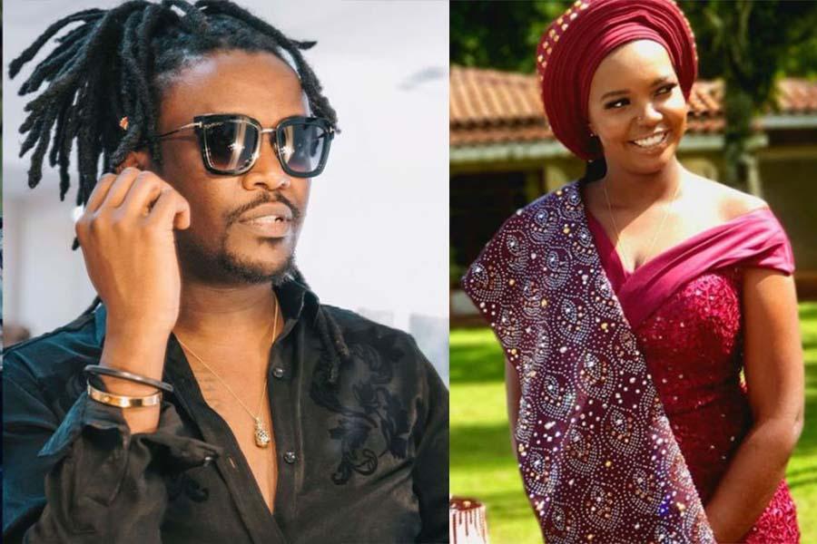 Duncan Nyamari Ongegu aka Nyashinski wife Zia Jepkemei Bett, latest songs Hayawani