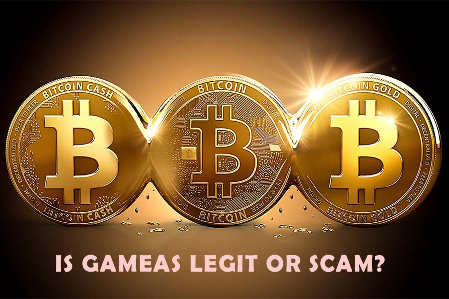 Is Gameas a legit Bitcoin company or fraudulent? Reviews, and Return on Investment rates 2021