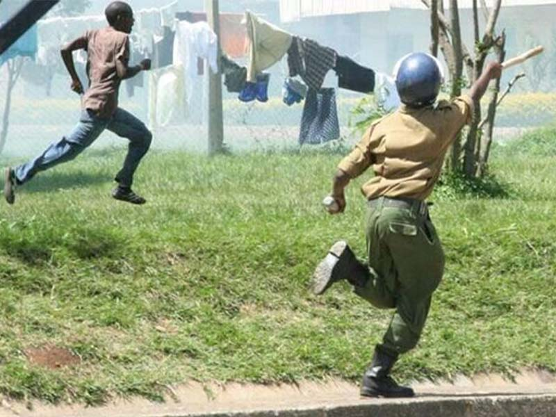 Kisii University student strike cause, riot damages, police tear gas, trending, and latest news