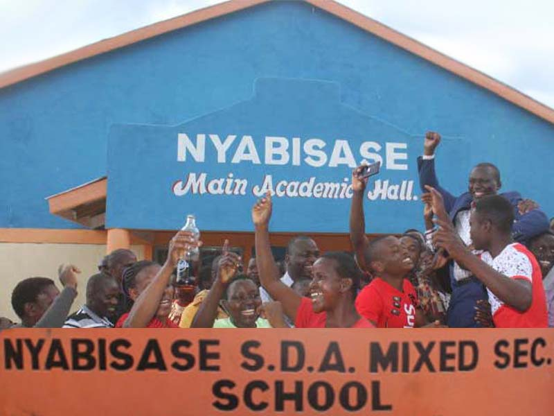 Nyabisase Secondary School KCSE results 2020, KUCCPS performance analysis mean grade, KNEC Code, address