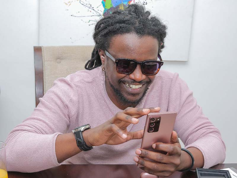 Rapper Nyashinski biography, age, tribe, home, CV, education, wikipedia, family background, profile