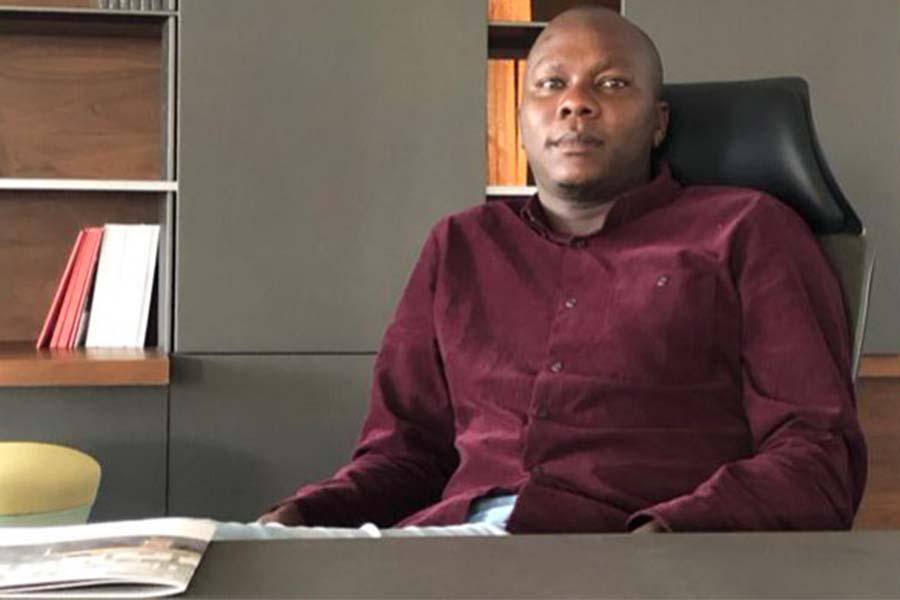Aspiring Kisii County Senator Okeng'o Nyambane career in politics, philanthropy, net worth, and contacts