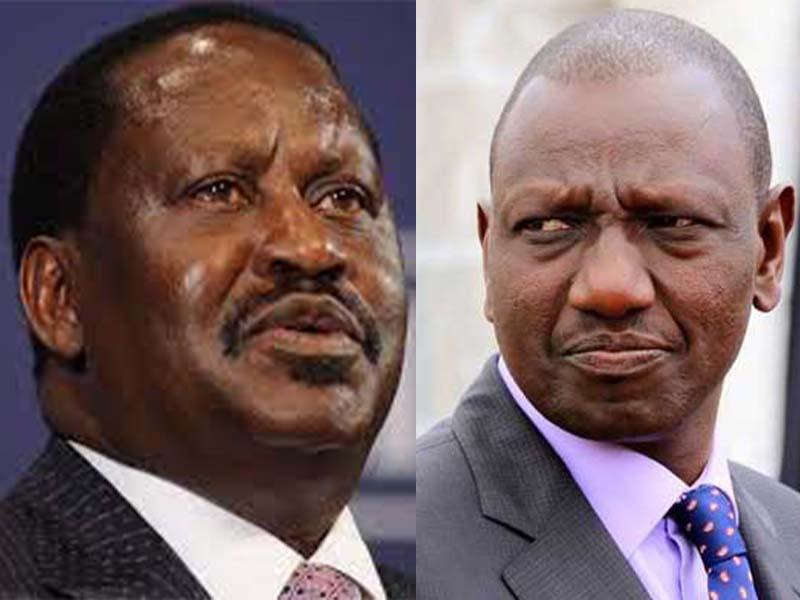 Full list of top presidential candidates 2022, Ruto, Raila, Mudavadi, Kalonzo, Mutua, Kivutha, Ekuro, Gideon Moi, Wetangula, and Matiangi